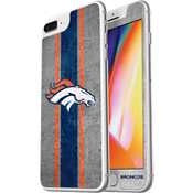 Protector de pantalla de vidrio NFL Alpha para iPhone 8 Plus/7 Plus/6s Plus/6 Plus - Denver Broncos