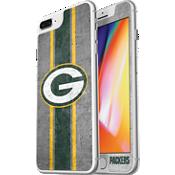 Protector de pantalla de vidrio NFL Alpha para iPhone 8 Plus/7 Plus/6s Plus/6 Plus - Green Bay Packers