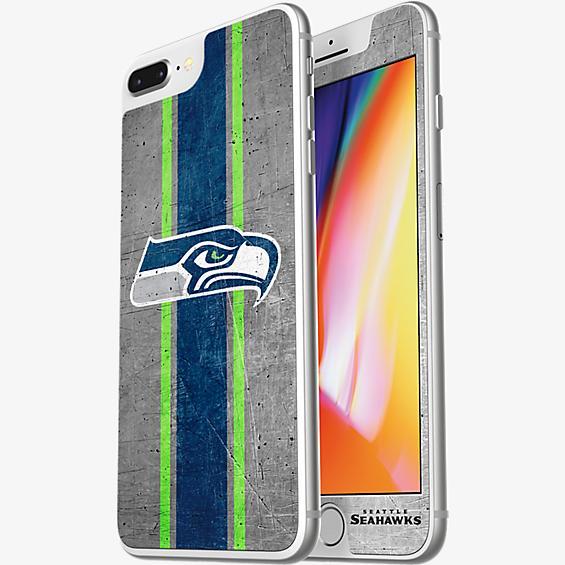 Protector de pantalla de vidrio NFL Alpha para iPhone 8 Plus/7 Plus/6s Plus/6 Plus - Seattle Seahawks
