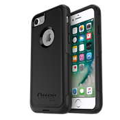 Carcasa Commuter Series para iPhone 8/7 - Negro