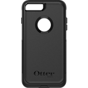 Carcasa Commuter Series para iPhone 8 Plus/7 Plus - Negro