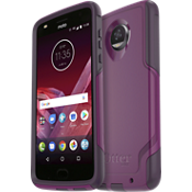 Estuche Commuter Series para Moto Z2 Play - Color Plum Way