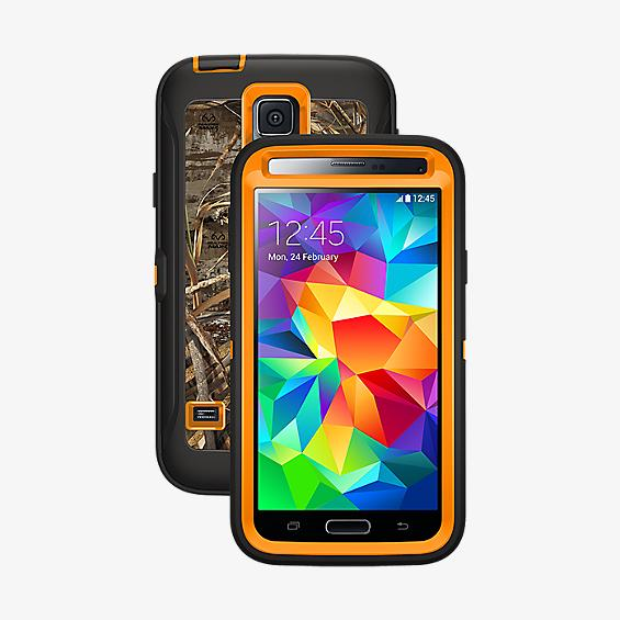 Defender Series para Galaxy S 5 - Real Tree