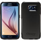 OtterBox Commuter Series para Samsung Galaxy S 6 - Negro