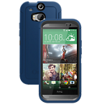 OtterBox Defender Series para el HTC One (M8) completamente nuevo - Blueprint