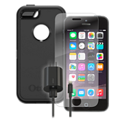 Paquete OtterBox Defender iPhone SE