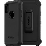 Protector Defender Series para el iPhone XR - Negro