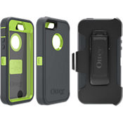 Defender Series para Apple iPhone 5s/SE - Color key lime