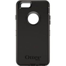 OtterBox Defender Series para iPhone 6/6s - Negro