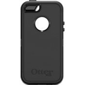 Protector Defender Series para iPhone 5/5S/SE - Negro