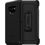 Protector Defender Series para el Galaxy Note9 - Negro