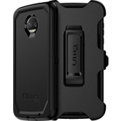 Estuche Defender Series para Moto Z2 Force Edition - Negro