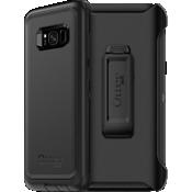 Estuche Defender Series para Galaxy S8+ - Negro