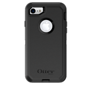 Estuche Defender Series para iPhone 8/7 - Negro