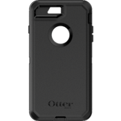 Estuche Defender Series para iPhone 8 Plus/7 Plus - Negro