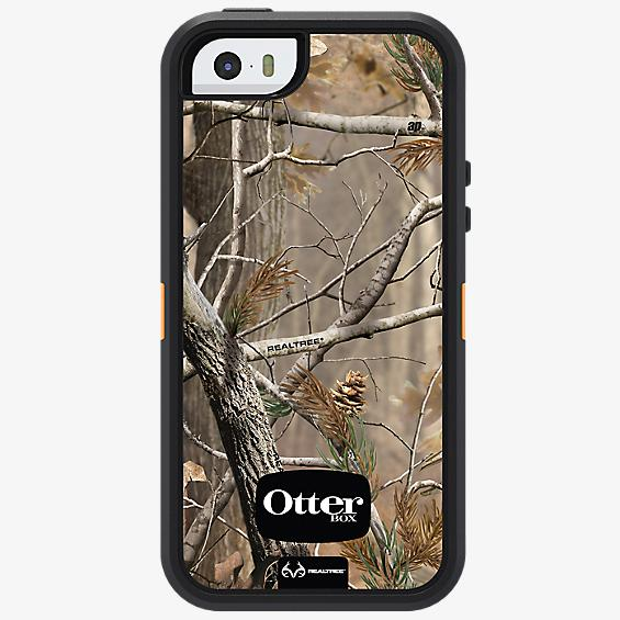 Estuche Defender Series para Apple iPhone 5s/SE - Color blaze camo