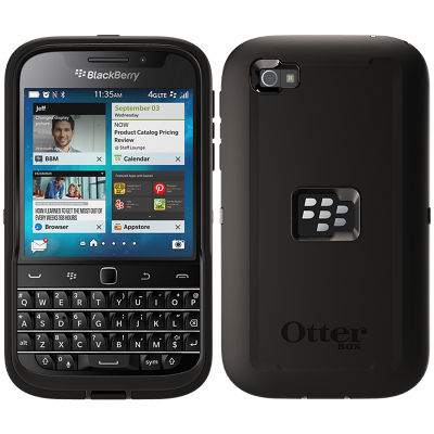 OtterBox Defender Series para Blackberry Classic - Negro