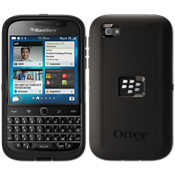 Defender Series para Blackberry Classic - Negro