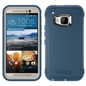 OtterBox Defender Series para el HTC One M9 - Azul informal