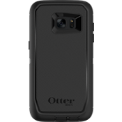 Estuche Defender Series para Galaxy S7 edge - Negro