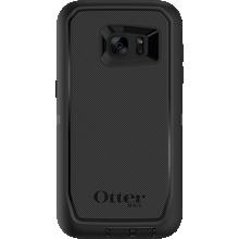 Estuche Defender Series para Galaxy S7 edge - Negro