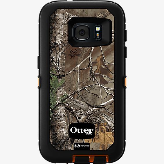 Defender Series para Samsung Galaxy S7- acabado camuflado REALTREE Xtra