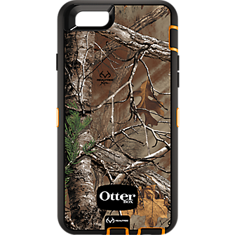 OtterBox Defender Series para iPhone 6/6s - Real Tree Camo