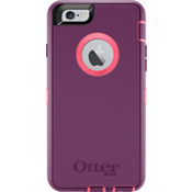 OtterBox Defender Series para iPhone 6/6s - Ciruela damascena