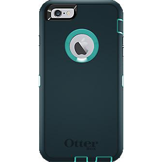 OtterBox Defender Series para iPhone 6 Plus - Oasis