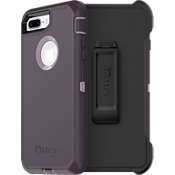 Defender Series para iPhone 8 Plus/7 Plus - Color Purple Nebula