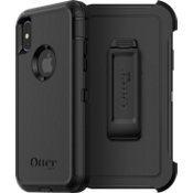 Defender Series para iPhone X - Negro