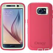 OtterBox Defender Series para Samsung Galaxy S 6 - Melon Pop