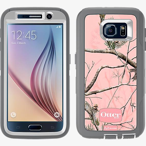 Defender Series para Samsung Galaxy S6 - Realtree