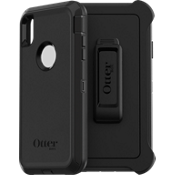 Estuche Defender Series para iPhone XS Max - Negro