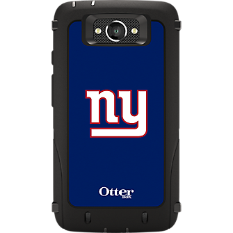 NFL Defender de OtterBox para DROID Turbo - New York Giants