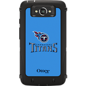 NFL Defender de OtterBox para DROID Turbo - Tennessee Titans