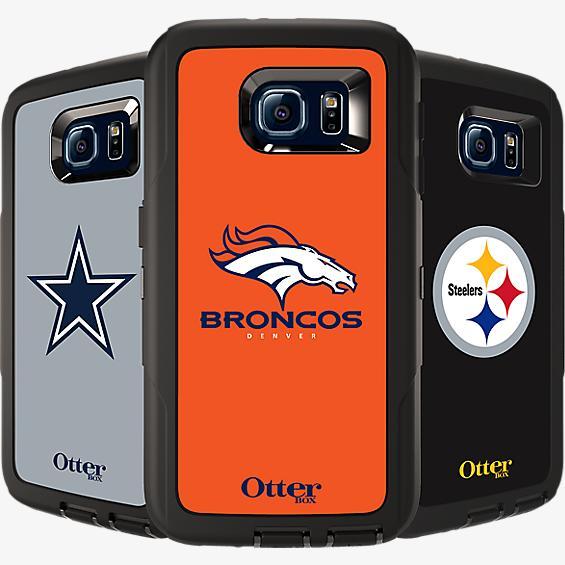 NFL Defender de OtterBox para el Samsung Galaxy S 6