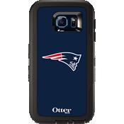 NFL Defender de OtterBox para Samsung Galaxy S6 - New England Patriots