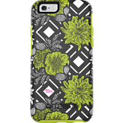 Project Runway Symmetry Series para iPhone 6/6s - Color Green Diamond