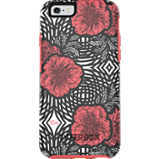 Project Runway Symmetry Series para iPhone 6/6s - Color Pink Swirl