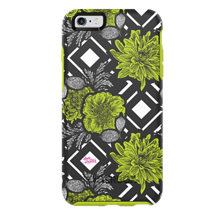 Project Runway Symmetry Series para iPhone 6 Plus/6s Plus - Color Green Diamond