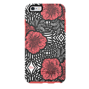 Project Runway Symmetry Series para iPhone 6 Plus/6s Plus - Color Pink Swirl