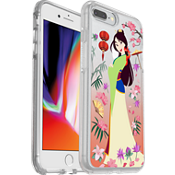 Protector Symmetry Series Power of Princess: Mulan Edition para el iPhone 7 Plus/8 Plus