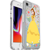 Protector Symmetry Series Power of Princess: Belle Edition para el iPhone 7/8