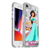 Protector Symmetry Series Power of Princess: Jasmine Edition para el iPhone 7/8