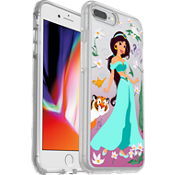 Protector Symmetry Series Power of Princess: Jasmine Edition para el iPhone 7 Plus/8 Plus