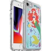 Protector Symmetry Series Power of Princess: Ariel Edition para el iPhone 7/8