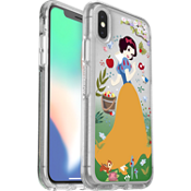 Protector Symmetry Series Power of Princess: Snow White Edition para el iPhone X