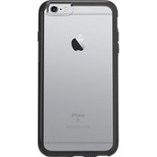 Symmetry Clear Series para Apple iPhone 6/6s - Color Black Crystal