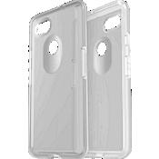Estuche Symmetry Clear Series para el Pixel 2 XL - Transparente